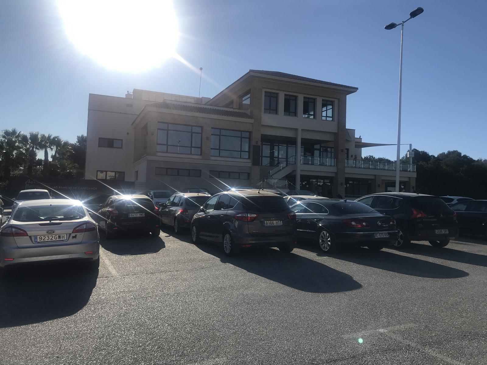 Photo of las Ramblas Golf Club and Restaurant to Campoamor beach and back