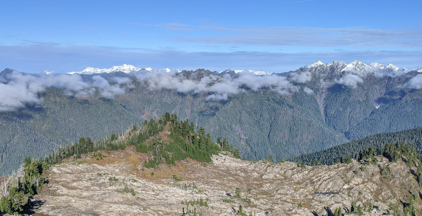Photo of Flapjack Lakes-Mt Gladys, Olympic NP