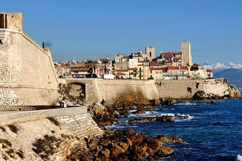 Photo de Antibes. Museo Picasso