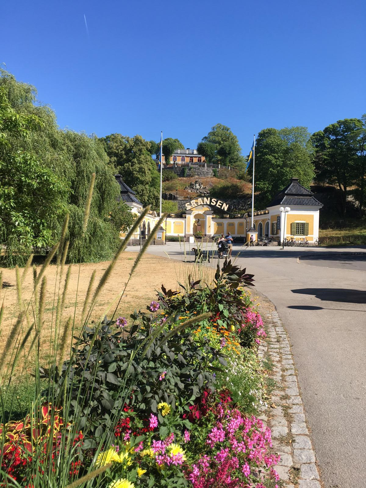 Photo of Stockholm-Skansen (Freilichtmuseum)