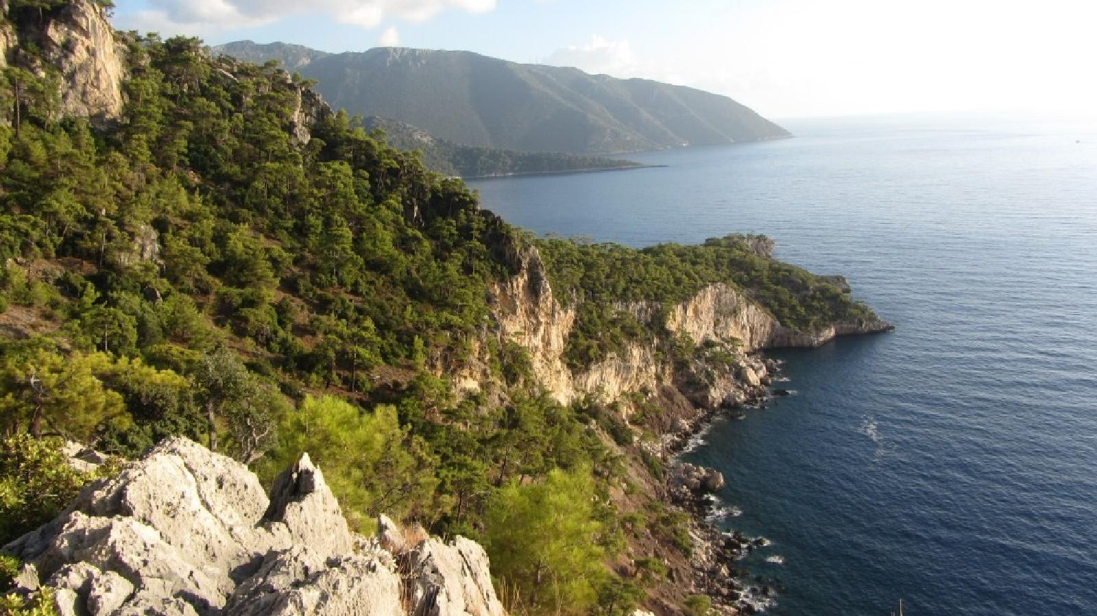 Photo of Cennet Koyu to Kabak Koyu via coastline