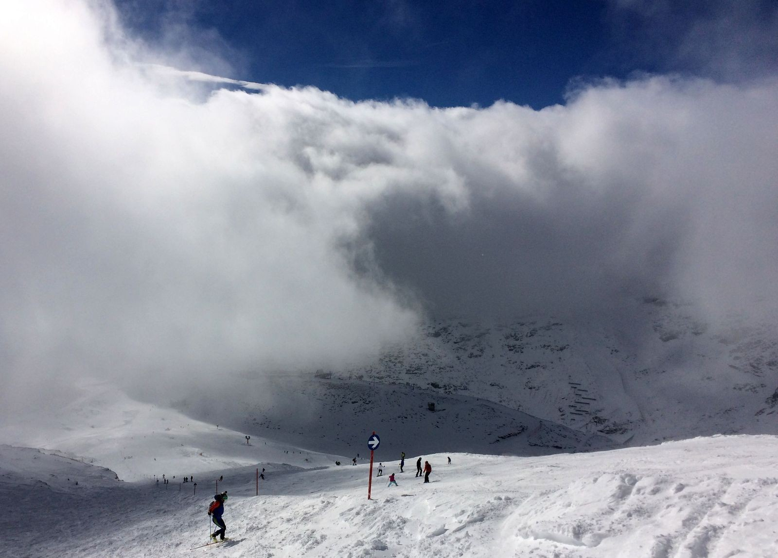 Foto von Ski Touring Hohe Tauern: Opening the season at Molltaler Gletscher (day 1)