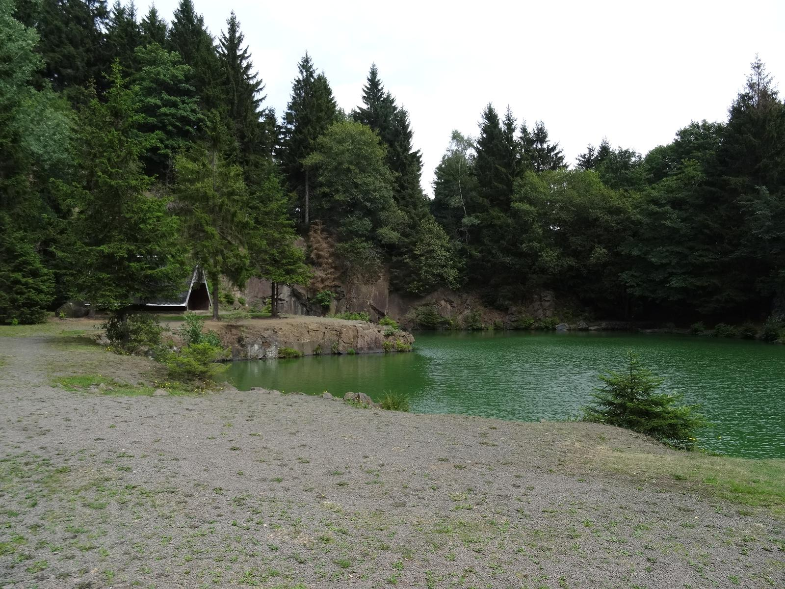 Фото Tambach-Dietharz: Circuit of the Bergsee Ebertswiese and Mittener Höhenberg