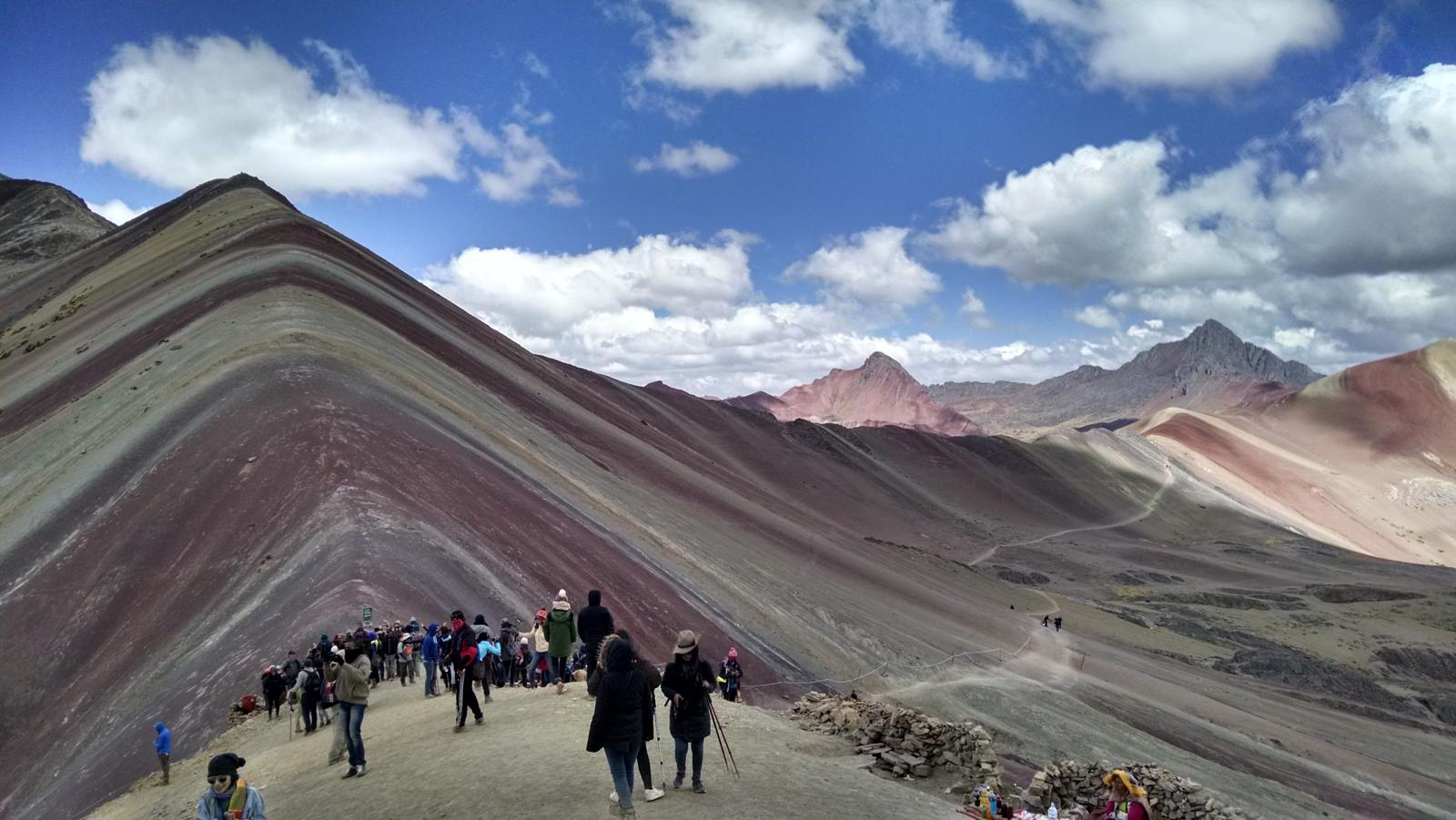 Foto de Rainbow mountain - Winicunca