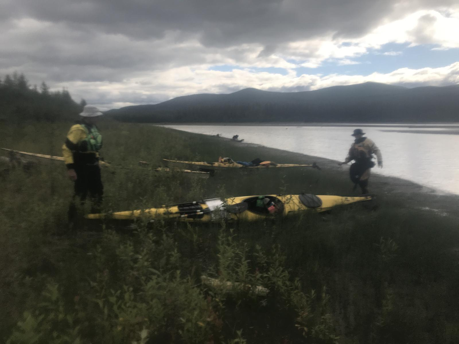 Zdjęcie The Full Yukon River Quest - Day 13 - White River Confluence to Island Camp after Indian River Junction