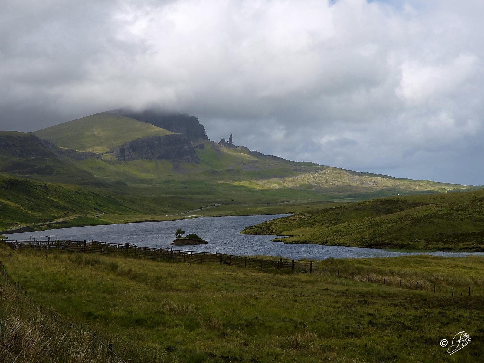 Bild av THE OLD MAN OF STORR, ISLA DE SKYE POR JLG FOS FILMS