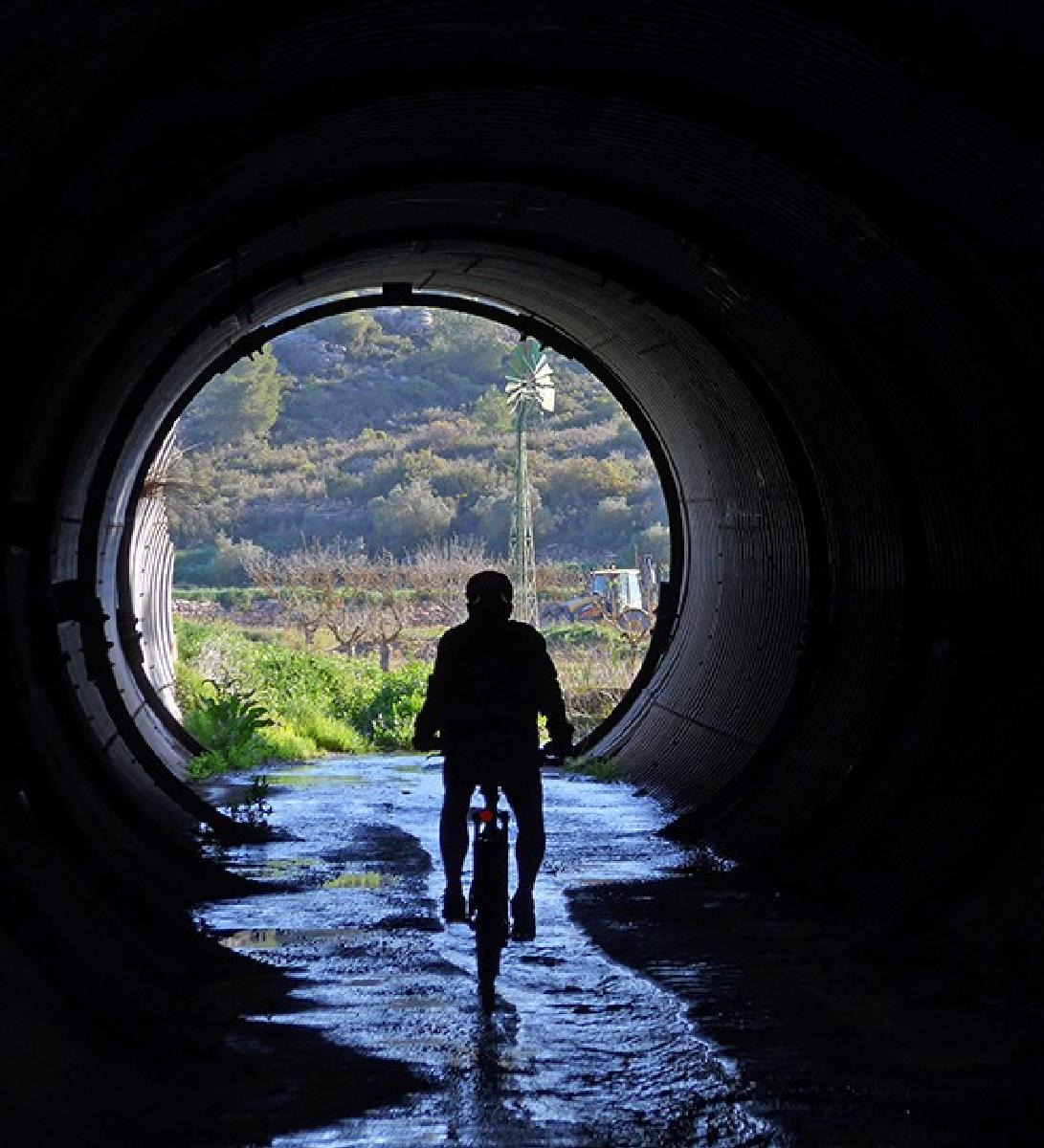 Photo of 1er tunel