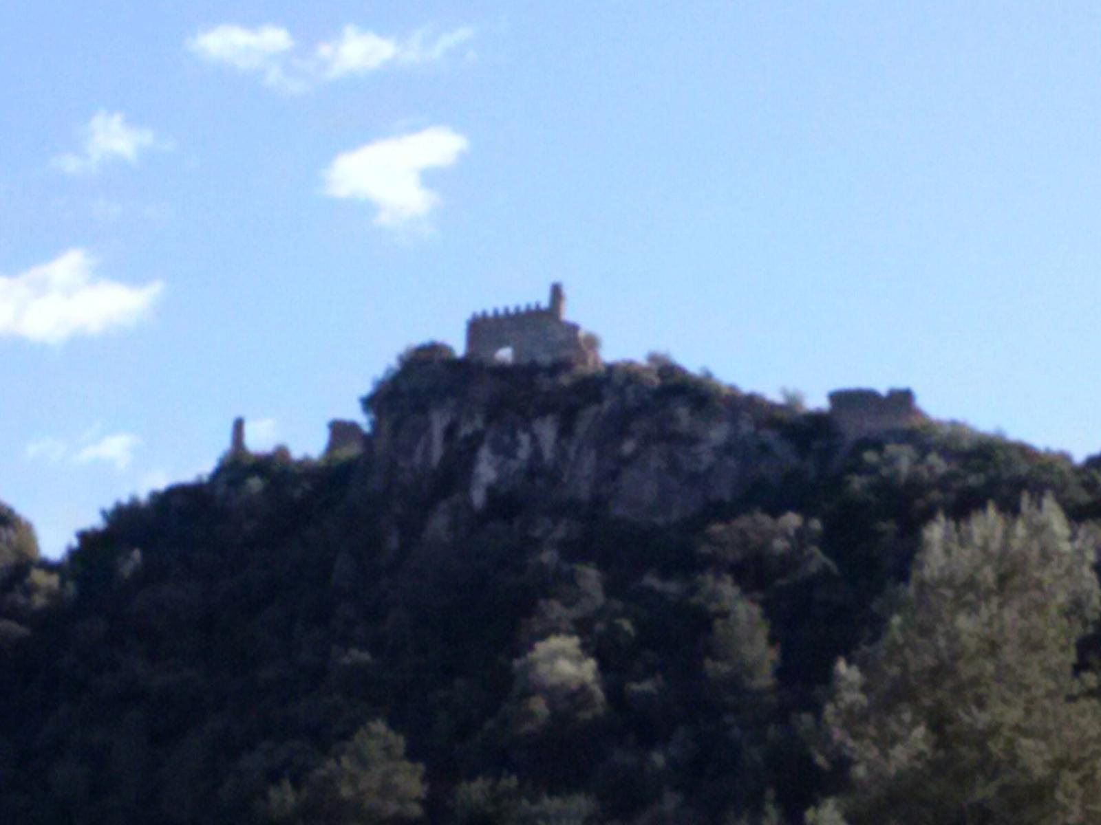mynd af Panoramica castell