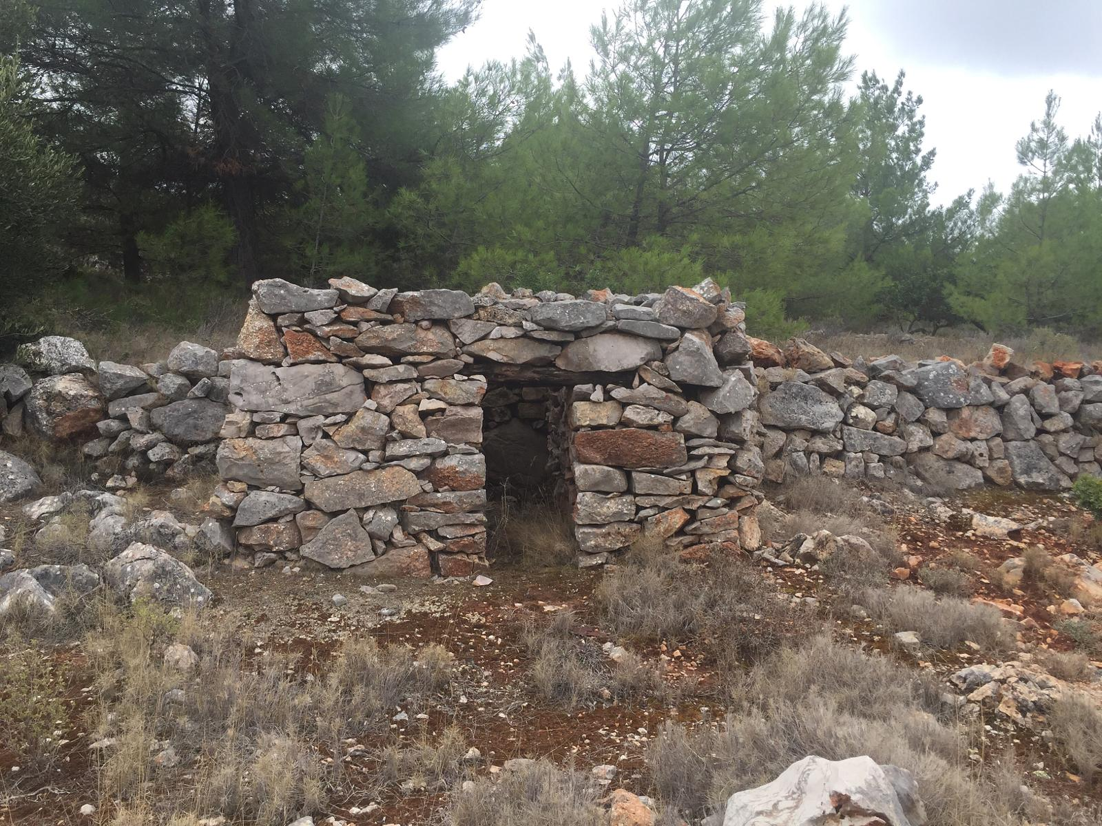 Photo of Chios island, From Pyrgi to Emporios [off-road]