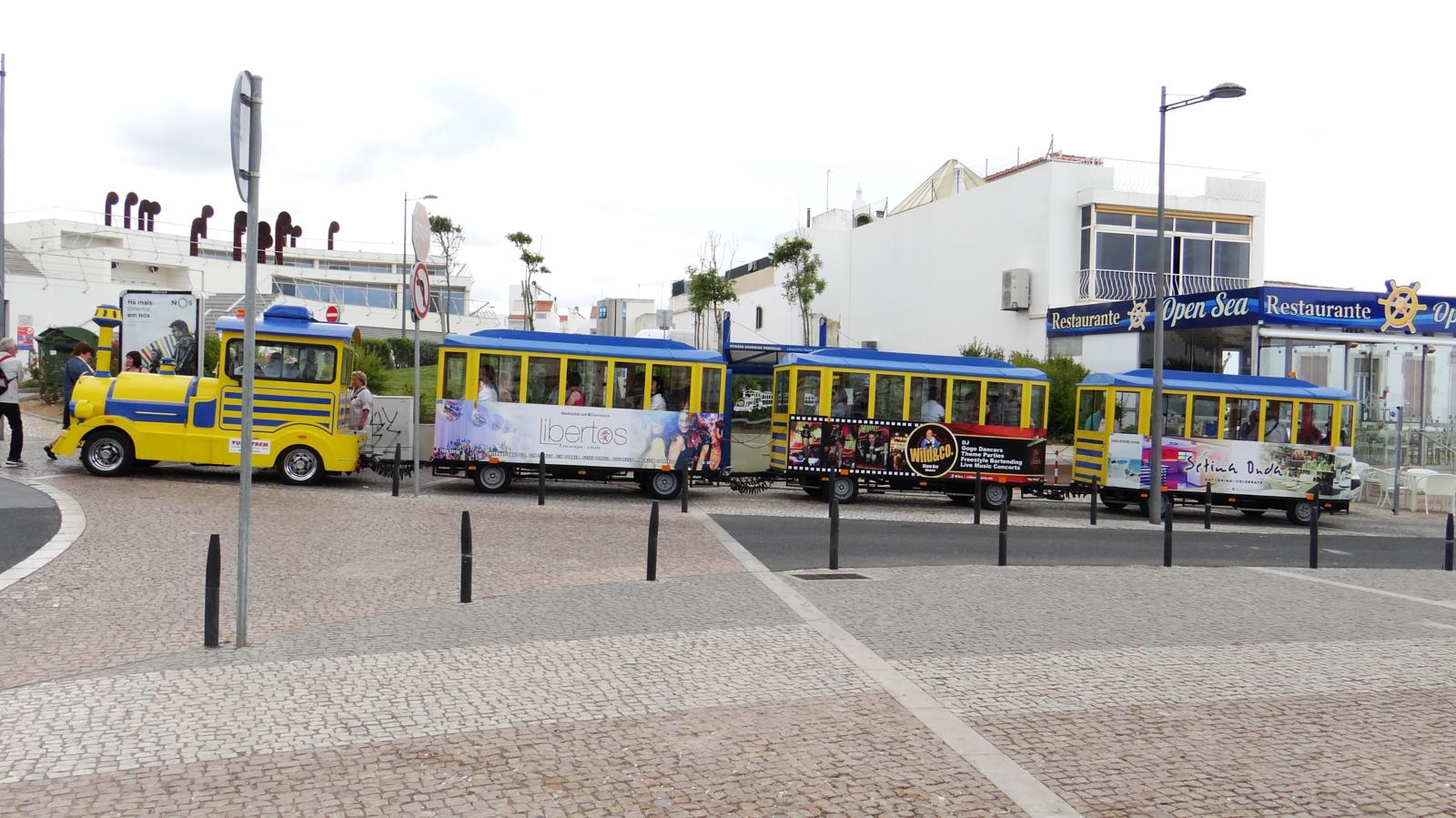 Foto de Tourist Train Albufeira