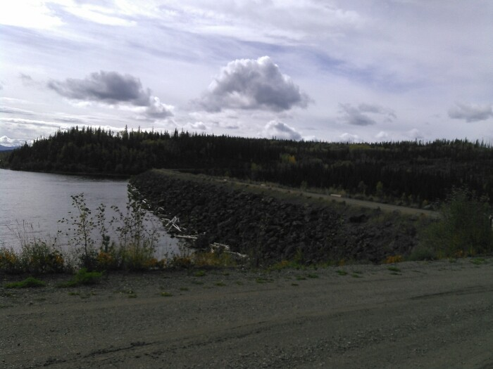 Слика од Kenney Dam Loop - Vanderhoof to Burns Lake