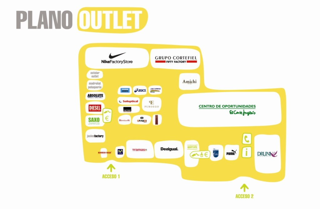 Photo of Centro comercial Outlet