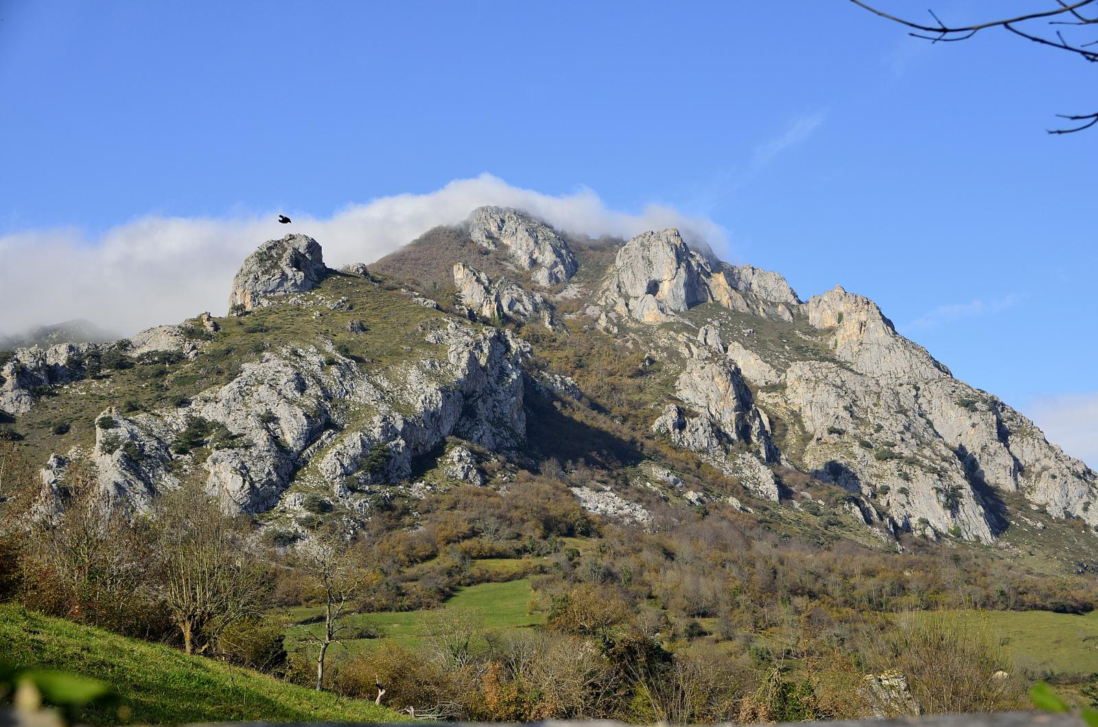 Photo of Ruta Molinos de Corroriu (Quirós)