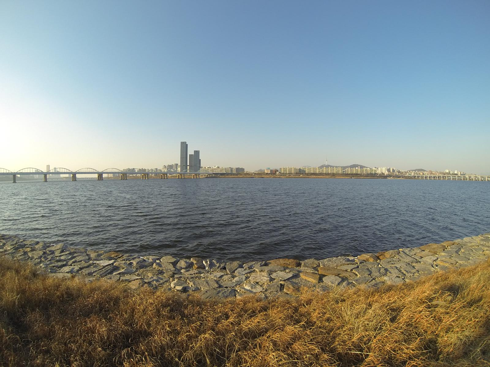 Photo of Seoul Banpo Hangang park - Yeouido