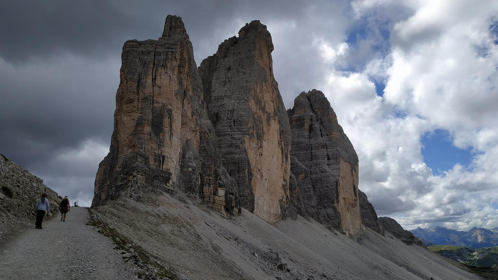 Photo of Forcella Lavaredo
