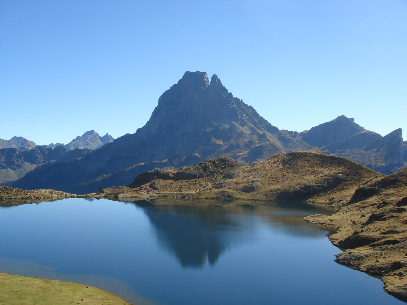 Photo de lac Gentau
