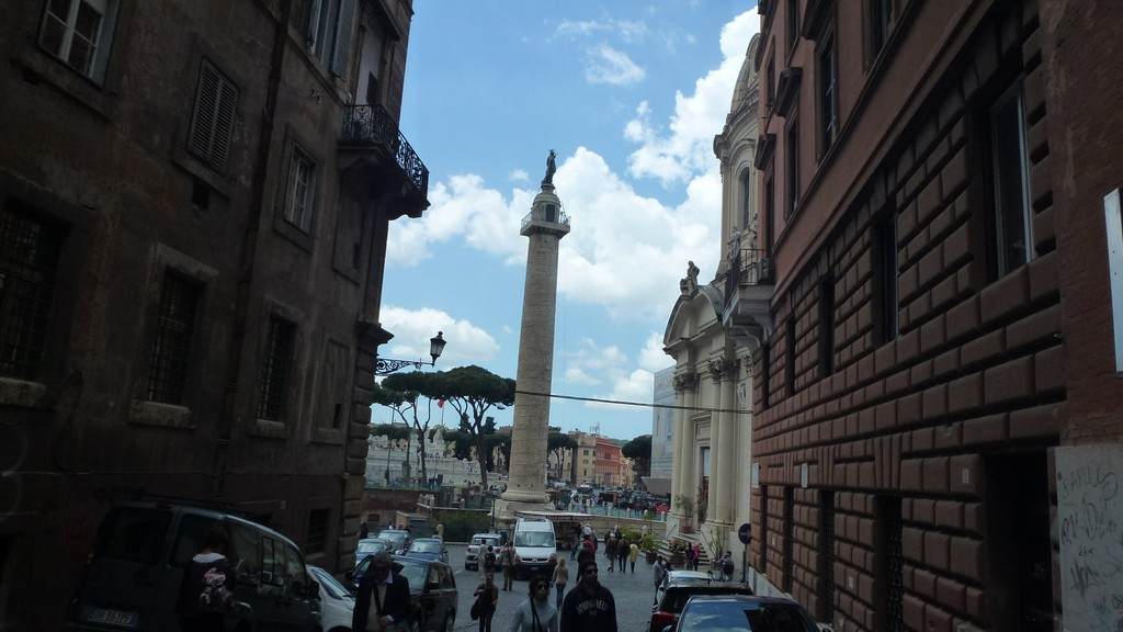 Foto di Colonna Traiana