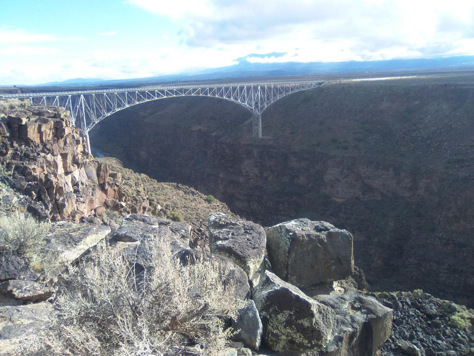 Photo de West Rim Trail+Petaca Point Trail(Rio Grande del NorteNational Monument)