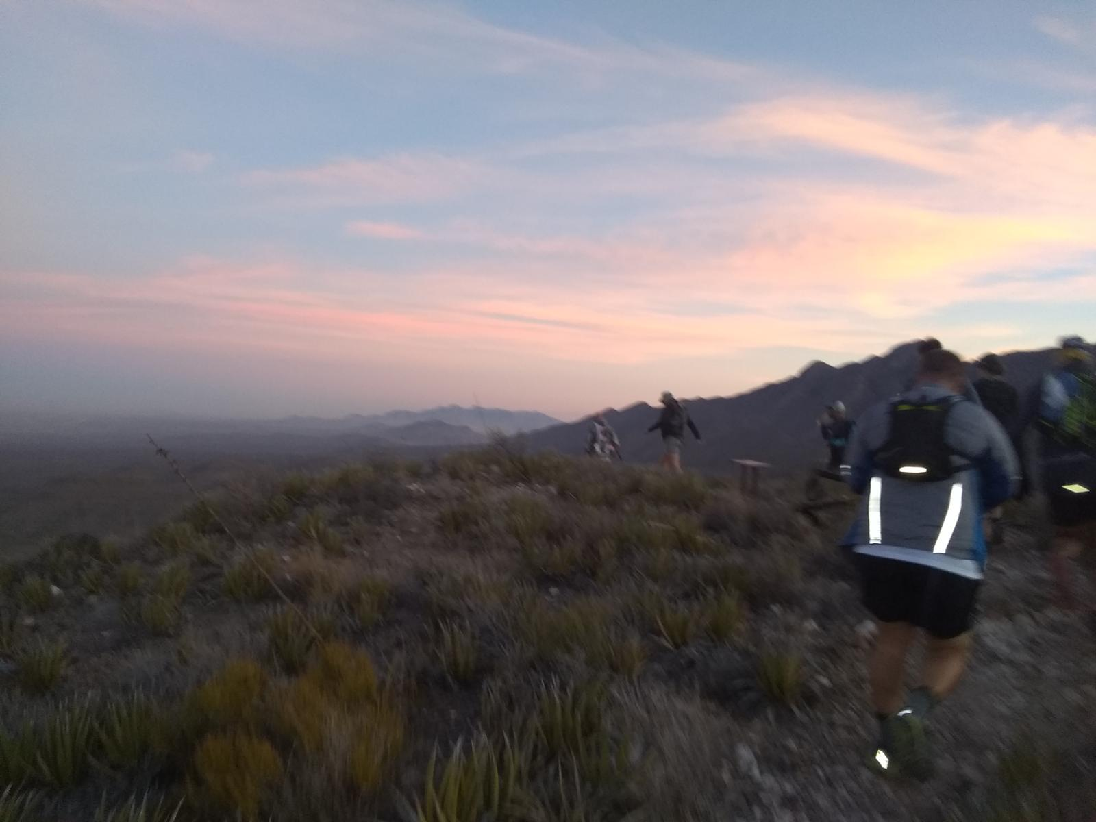的照片 Franklin Mountains 55km (North Franklin Peak)2019