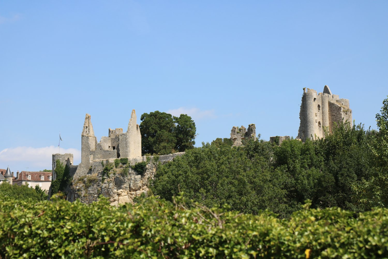 Photo of Angles-sur-l'Anglin