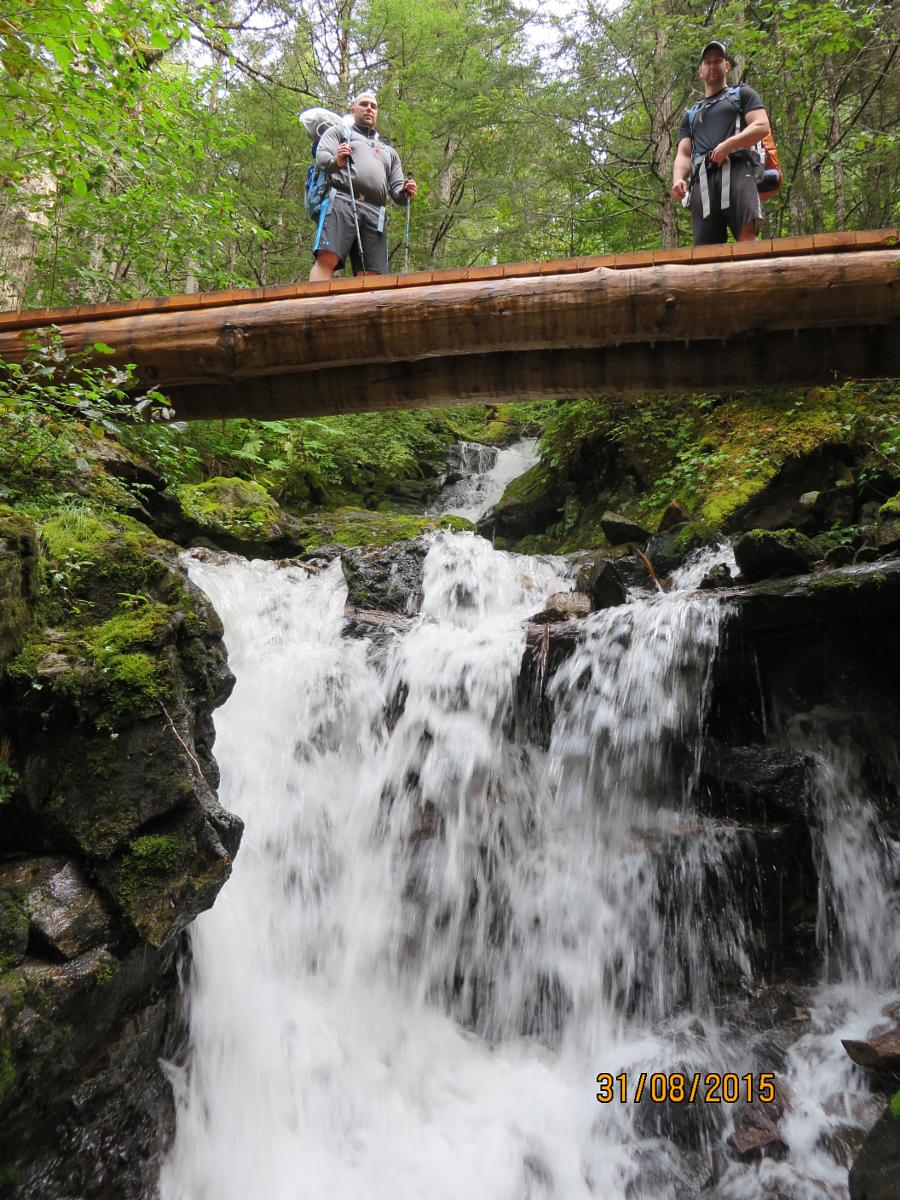 Photo of Chilkoot Trail