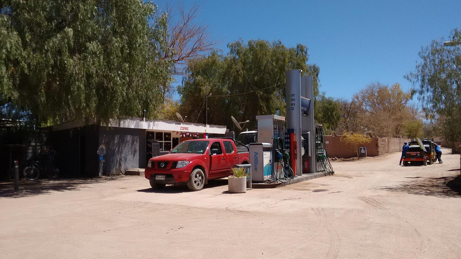 Photo de Gasolinera San Pedro de Atacama