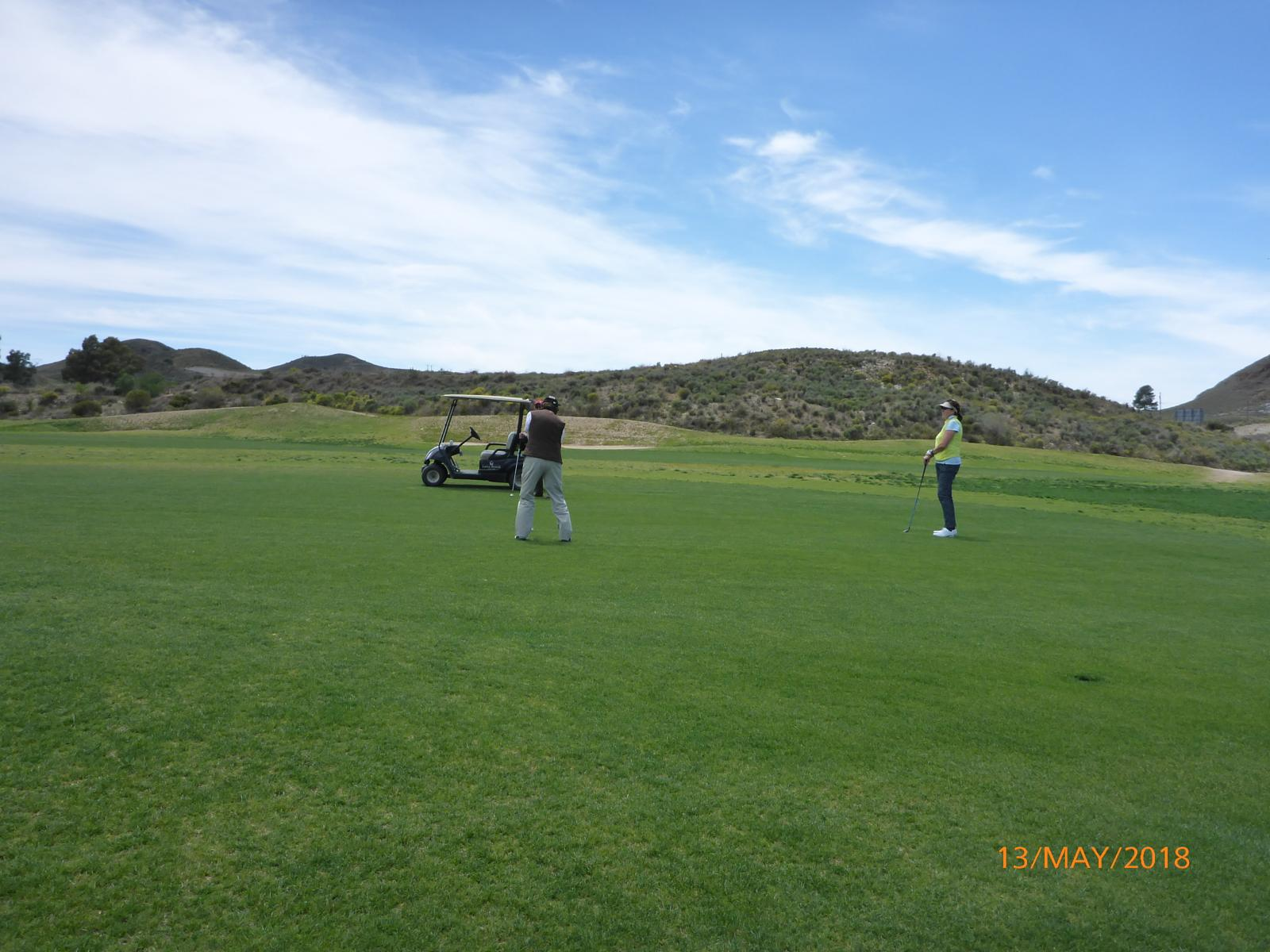 Photo of Lorca Golf mayo 2018