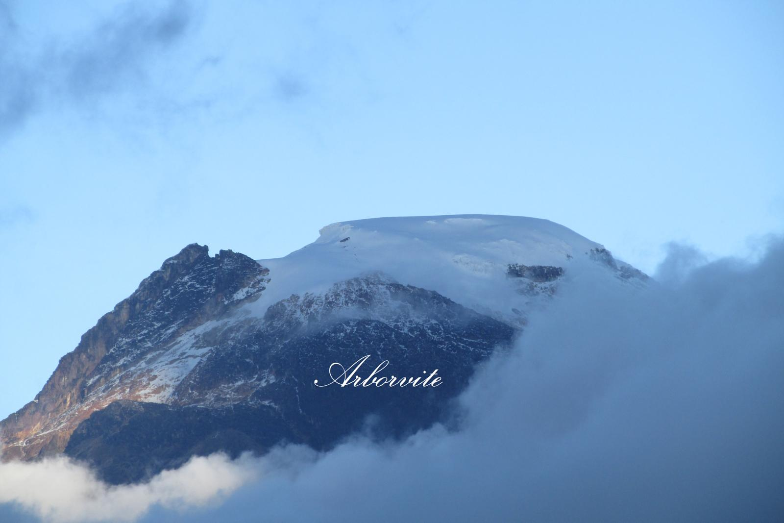 Photo of Cumbre nevado del Tolima (Colombia - Quindio - Tolima)