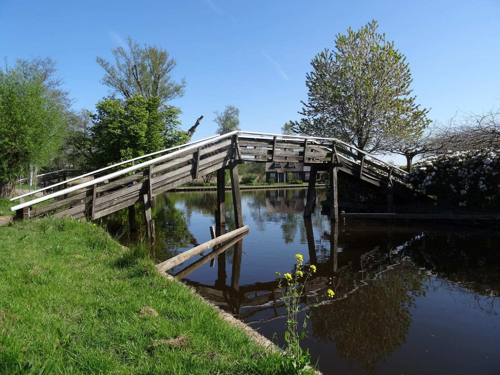Photo of Rondom Giethoorn Dwarsbrug