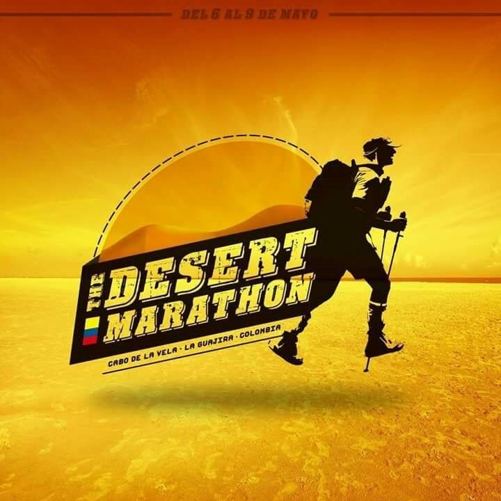 Photo of THE DESERT MARATHON 25 k Sábado 7 2016