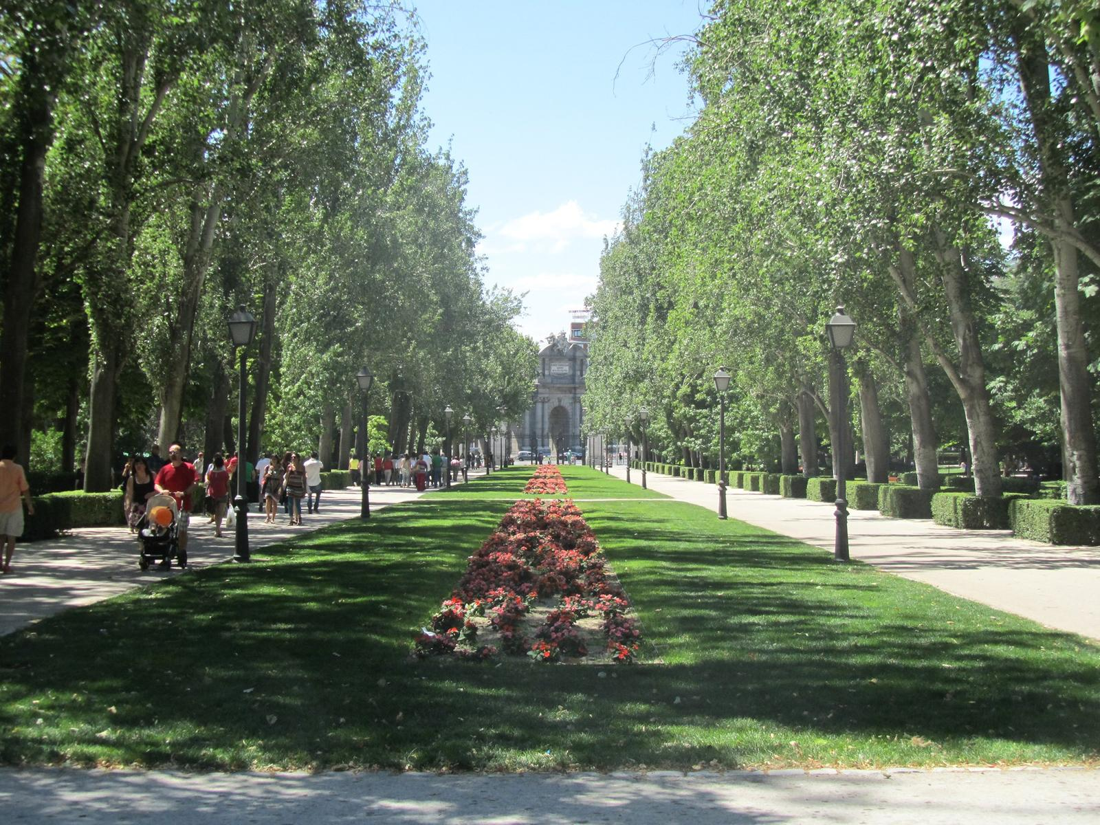 Photo of parque del retiro