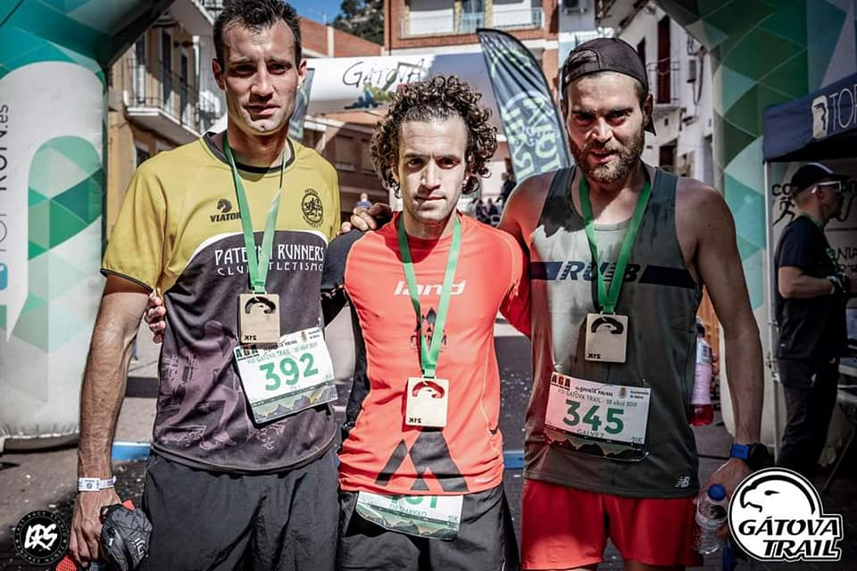 Photo of Media Martón Gátova Trail 2019