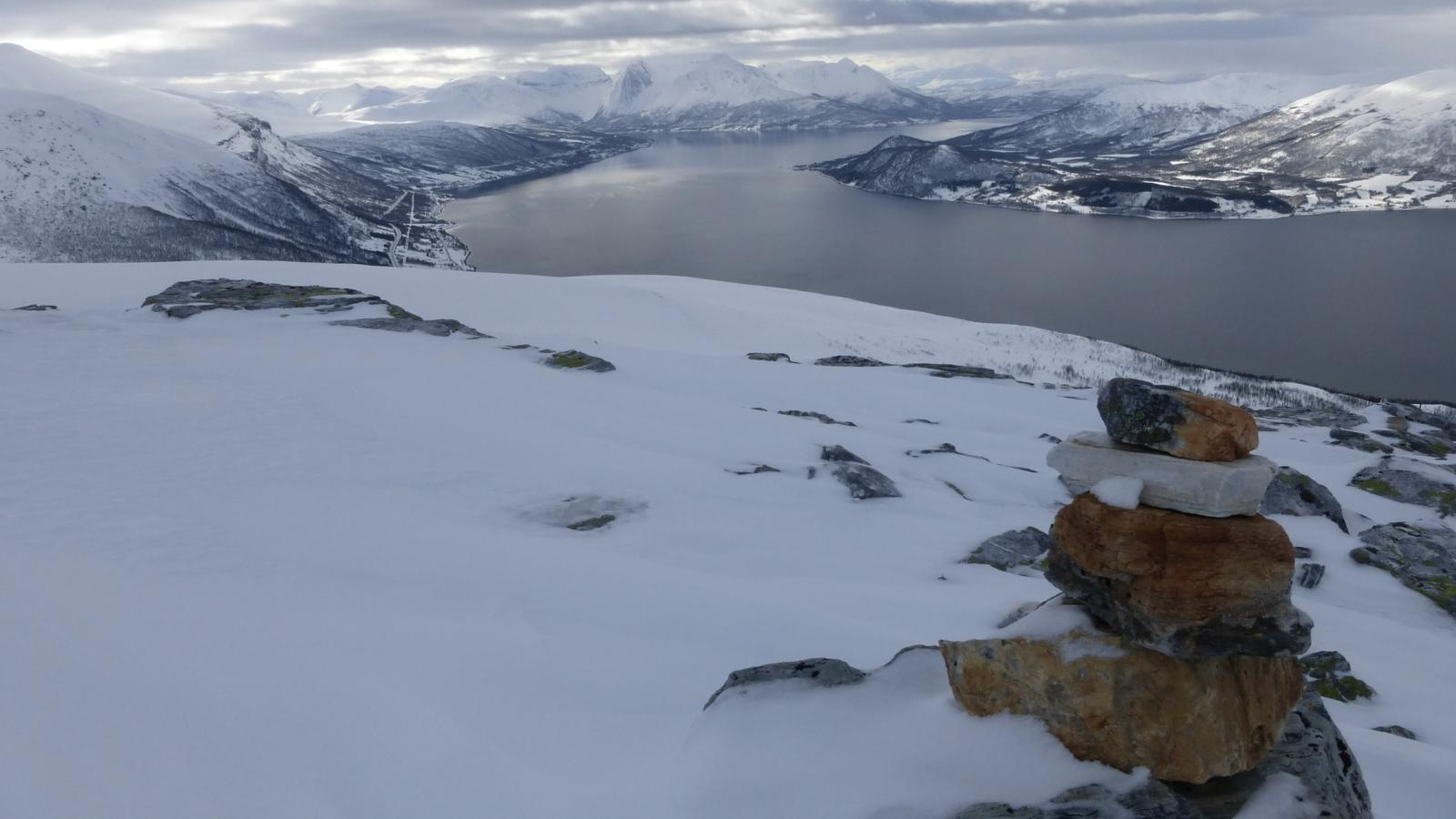 Foto de Tromso and Lyngen Alps, Blatinden