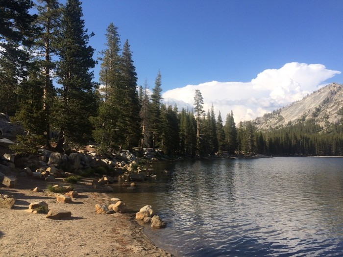 Photo de Yosemite- Mammoth lakes