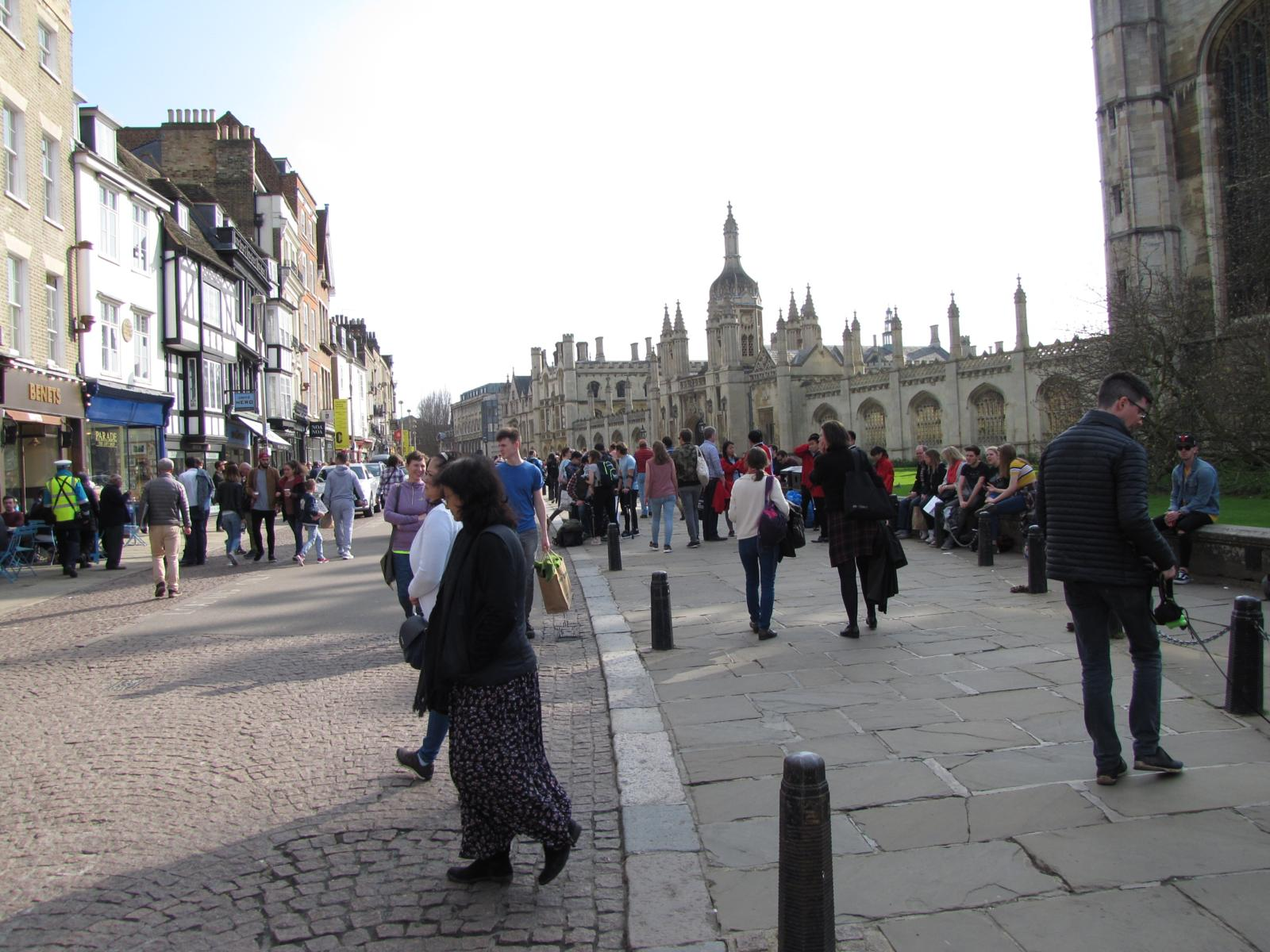 Photo de Walking About Cambridge.