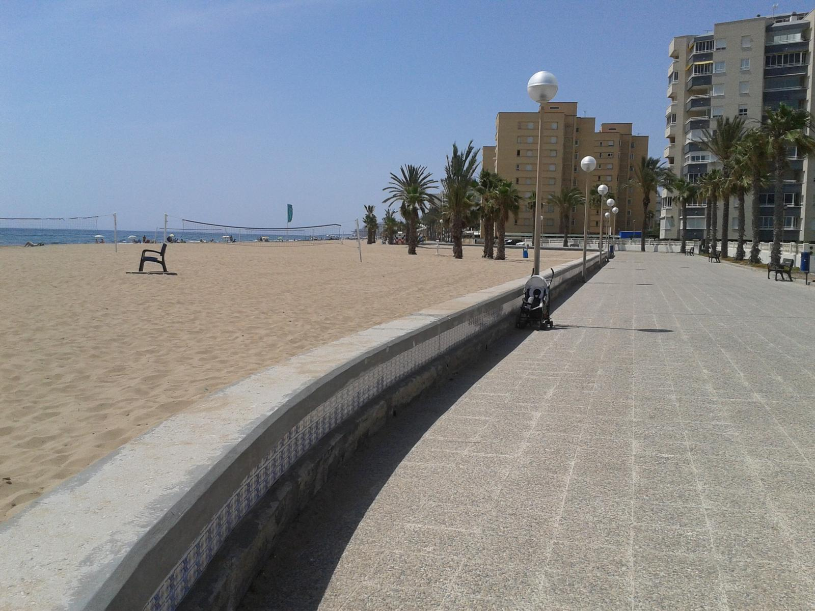 Photo of playa Altet