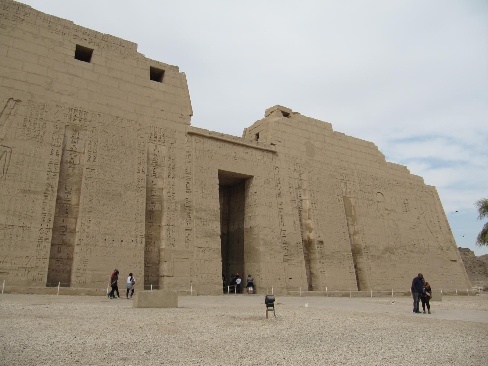 Фото Valle de los Reyes - Valley of the Kings (Egypt)