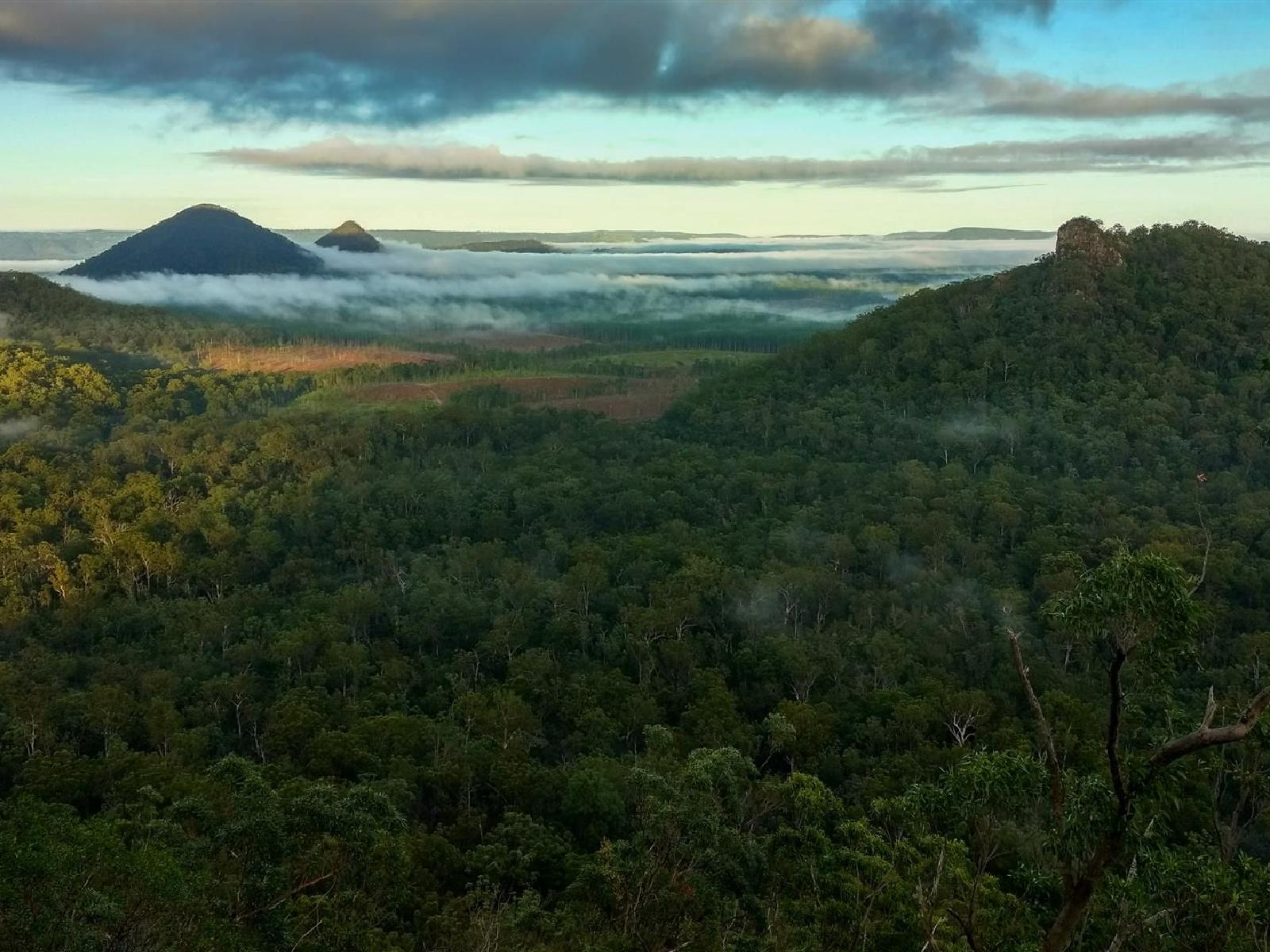 Bild av ★★★ Glasshouse Mountains seven peaks challenge