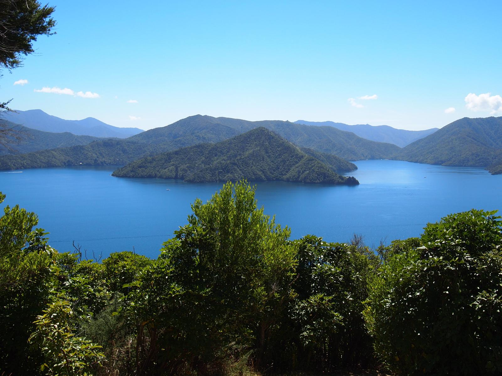 argazkia Viewpoints of Picton and Queen Charlotte Sound