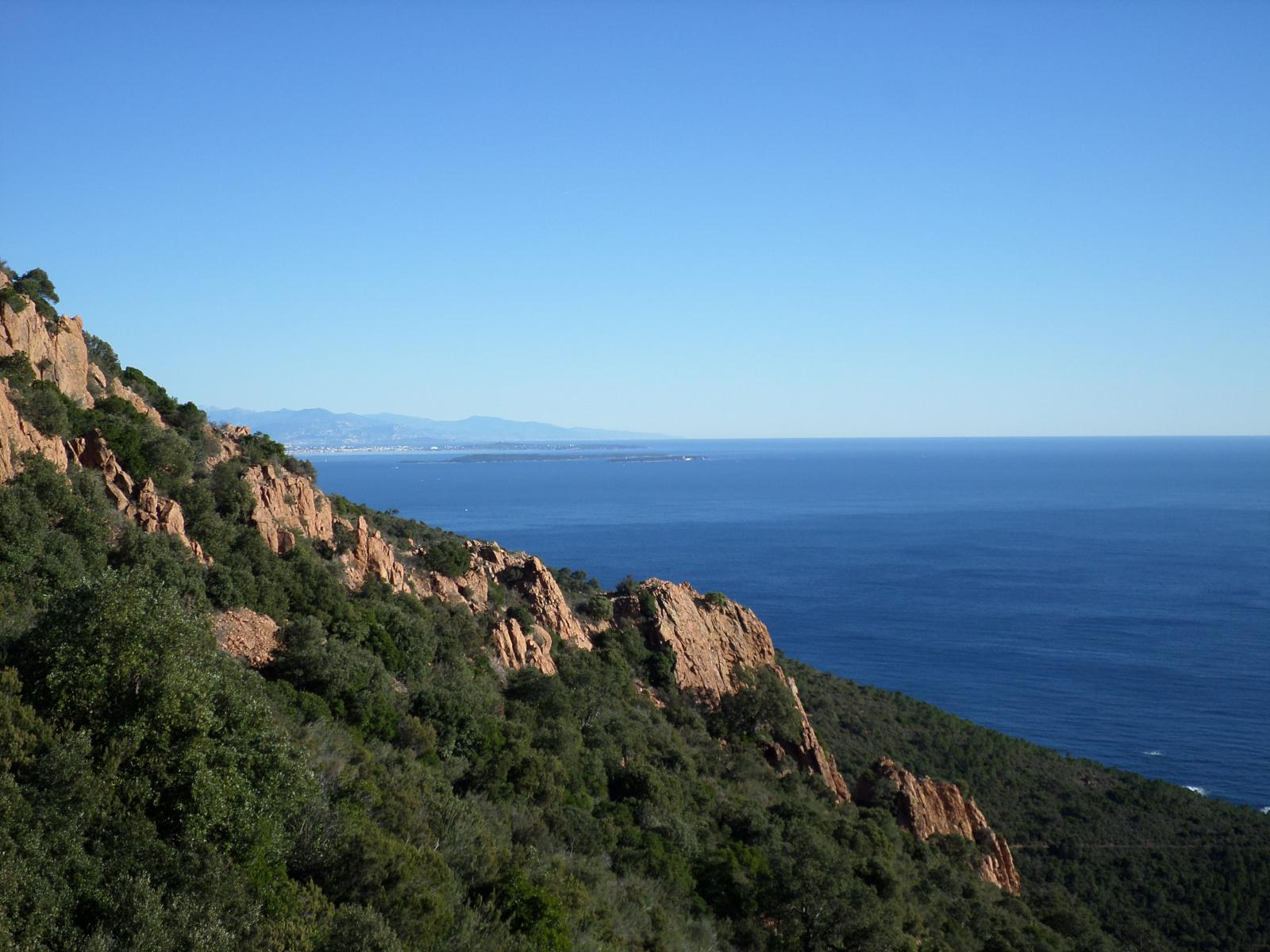 Photo de Pic du Cap Roux (Esterel)
