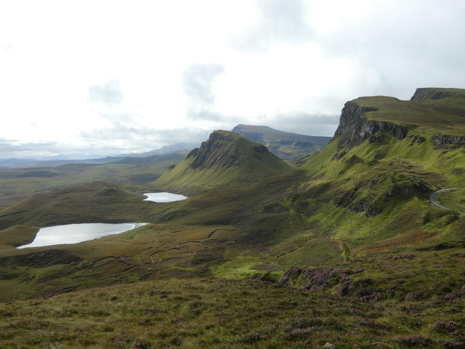 Foto van The Quiraing (Skye, Scotland)