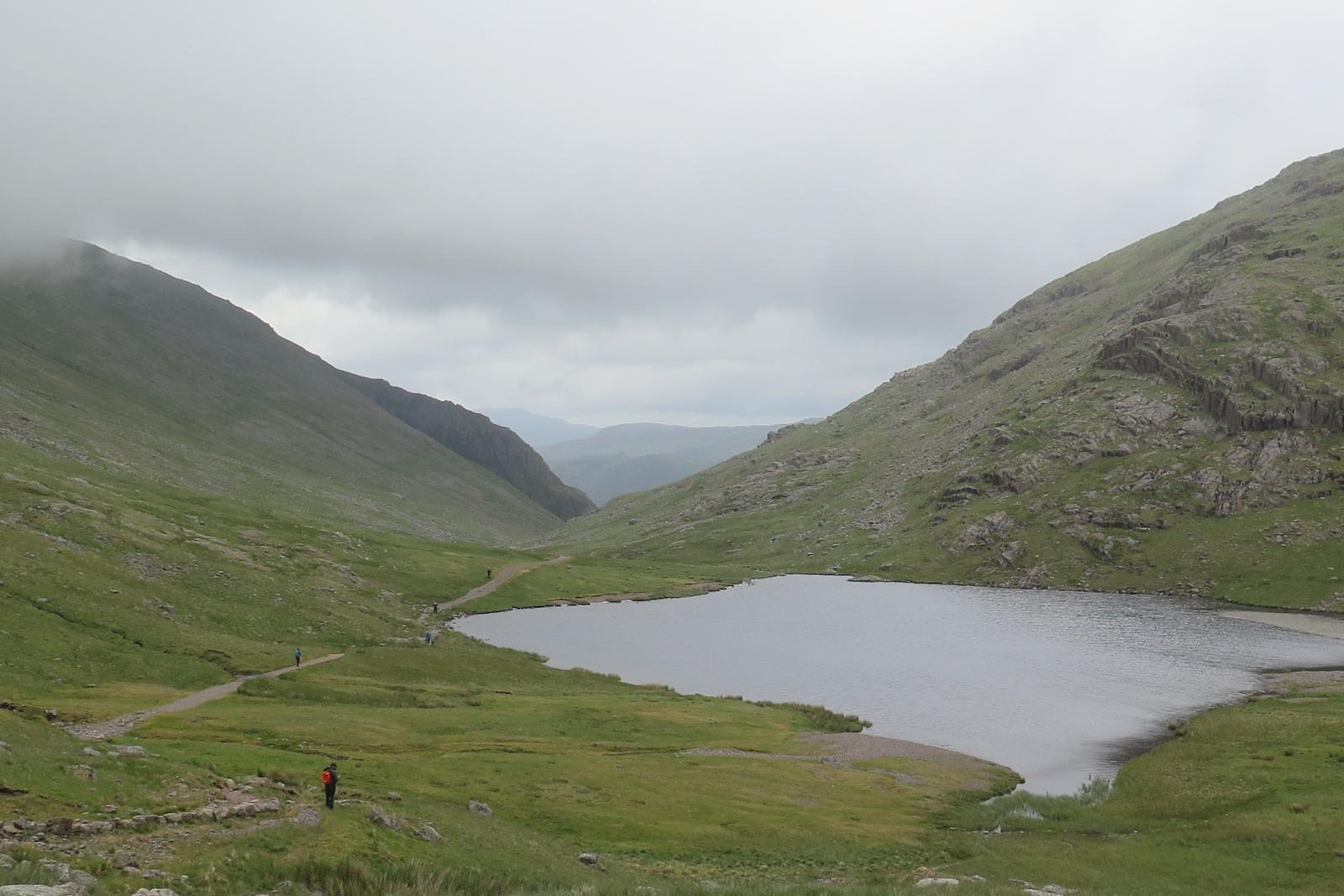 Photo of Styhead Tarn, 438 m