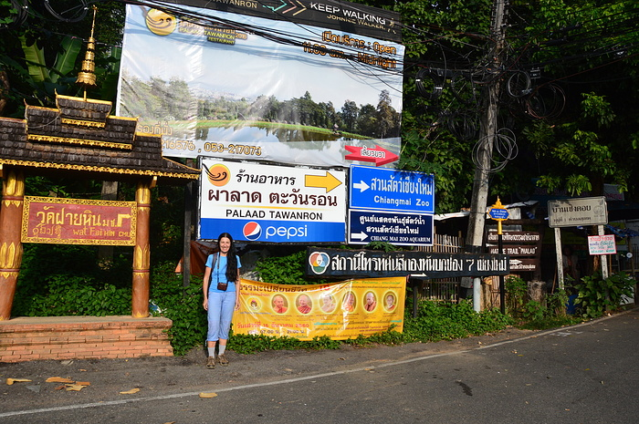 Foto di Thailand - Chiang May - Monk Trail to Doi Suthep