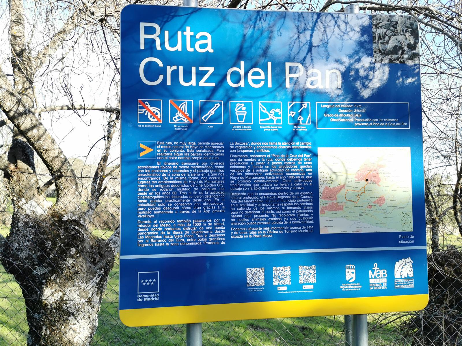 Photo of RUTA DE CRUZ DE PAN (Hoyo de Manzanares) jb