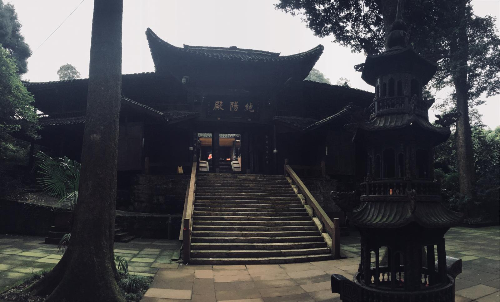 Photo of Emei Shan - 1st day from ticket office to Hongchunping