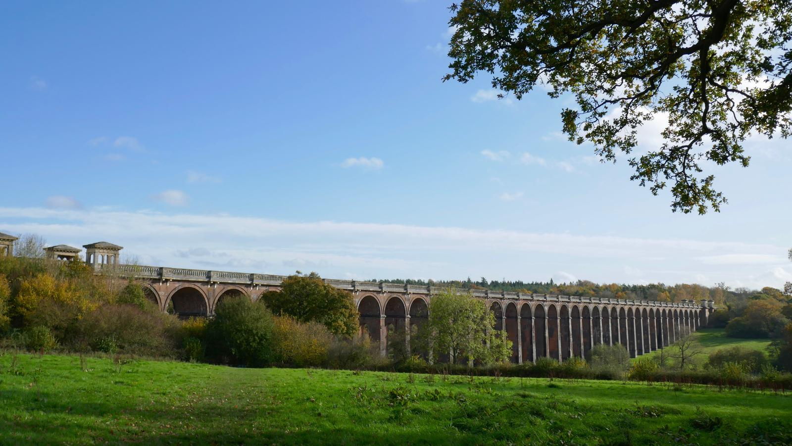 Fénykép Balcombe to Ardingley via Ouse viaduct