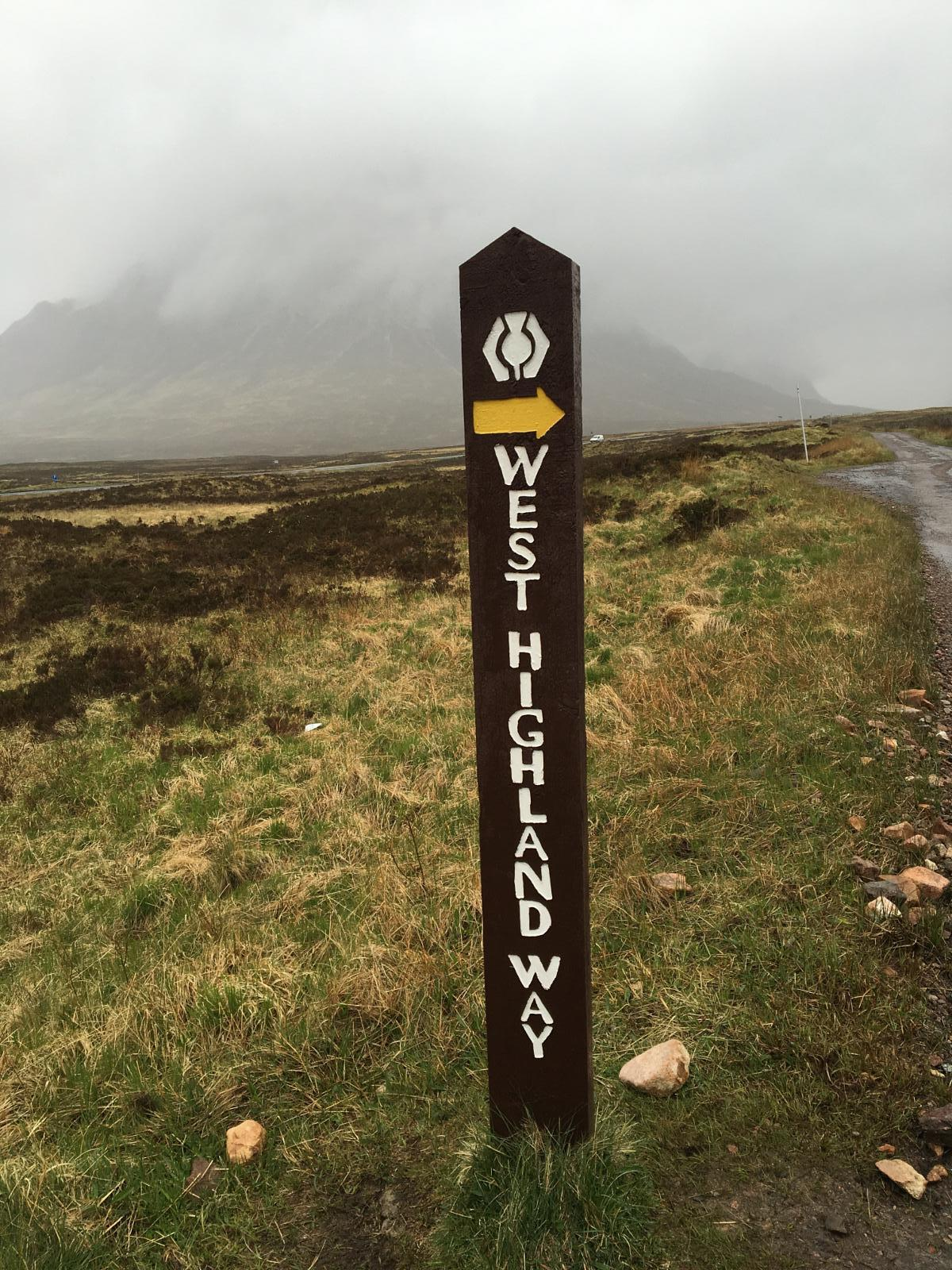 Foto de West Highland Way - Day 6 of 7 - Kinghouse to Kinlochleven