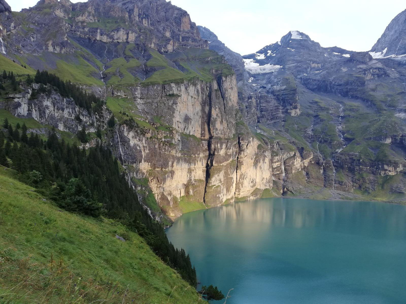 Photo of 1.973m Engstligenalp - 1.150m Kandersteg - 1.578m Oeschinensee