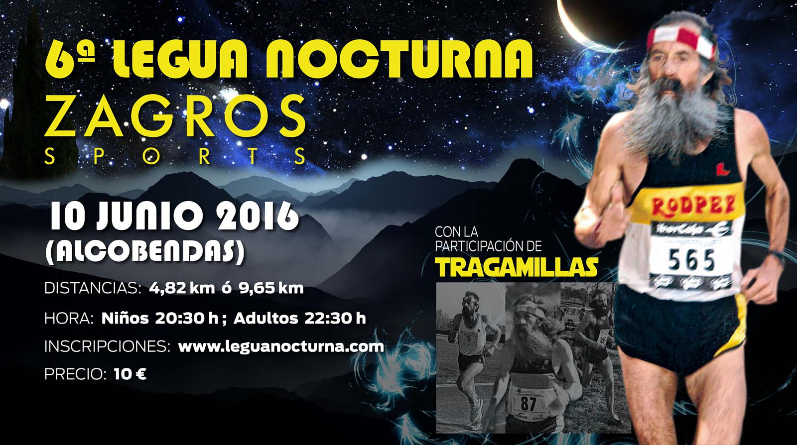Photo of Legua Nocturna Zagros Sports