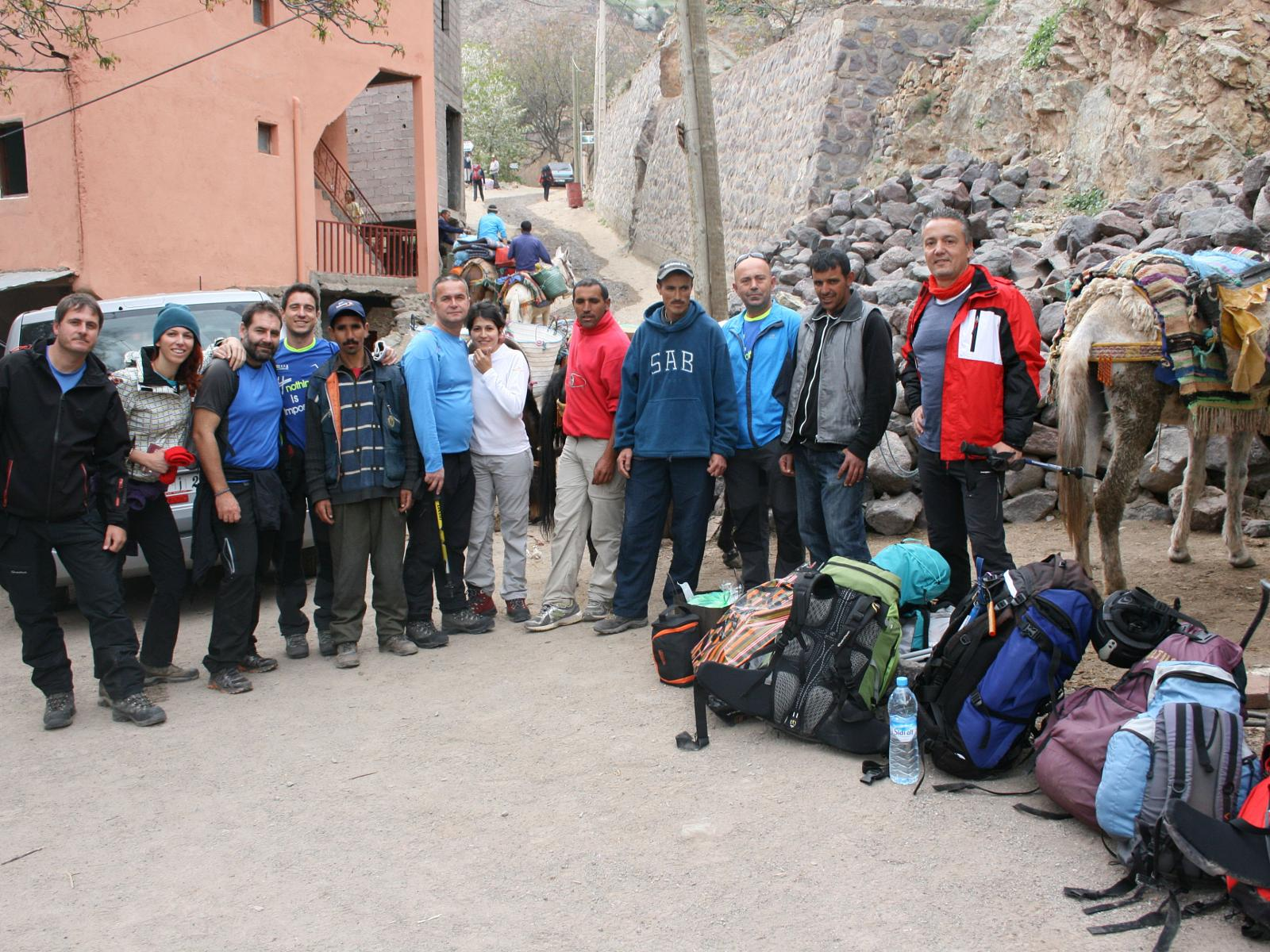 Photo of IMLIL-REFUGIO LES MOUFLONS. TOUBKAL
